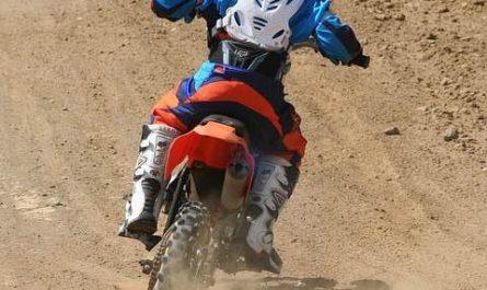 Motocross pour enfant dès 4 ans