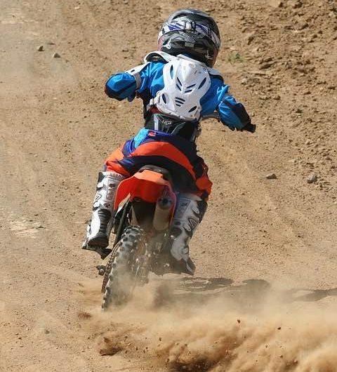 Le motocross une compétition populaire