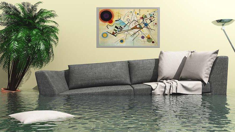 Plomberie : que faire en cas d'un dégât des eaux ?