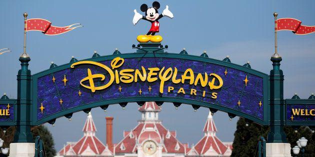 location autocar Disneyland