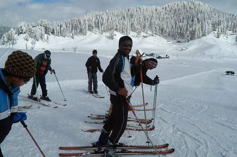 Top3 des meilleures stations de ski en Inde
