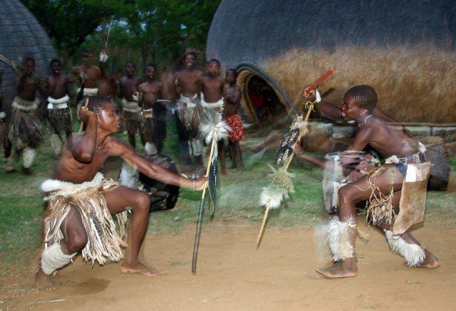 Tourisme culturel en Afrique du sud